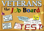 Job Board Veterans Comparison Test