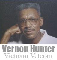 Vernon Hunter, IRS Employee and Vietnam Veteran
