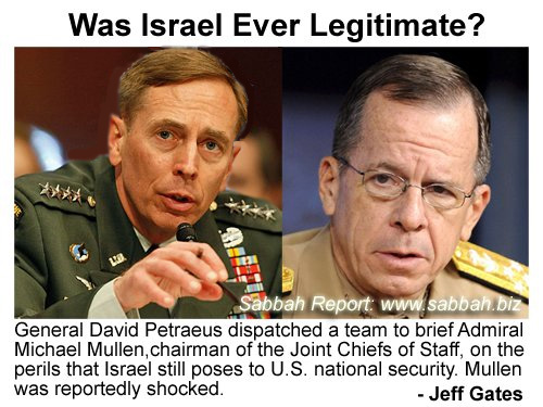 Was Israel Ever Legitimate ?