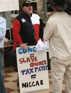 The Most Ridiculous Tea Party Protest Signs - Archives ...