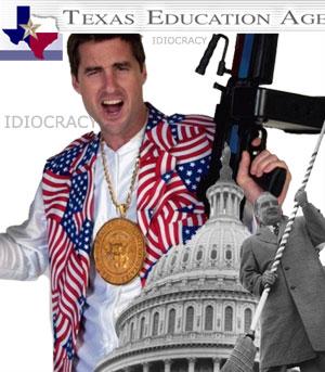 Texas Board of Education Idiocracy