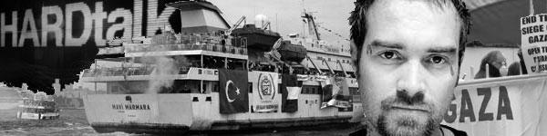 Ken O'Keefe Gaza Freedom Flotilla