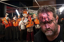Ken O'Keefe Bloodied Gaza Freedom Flotilla