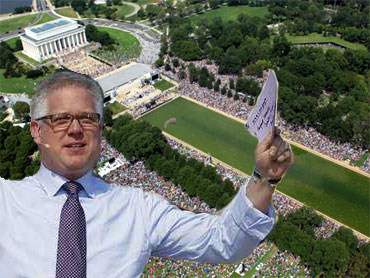 Rev. Glenn Beck of Fox GOP News Preaching the Gospel