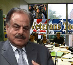 Hamid Gul Veterans Today Board