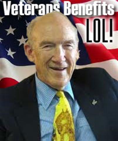 Veterans Benefits Alan Simpson
