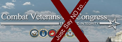 No to Combat Veterans for Congress