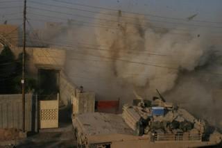 Abrams Tank firing 120mm Gun - Defense Industry Daily