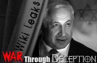 Wiki Leaks Zionist War