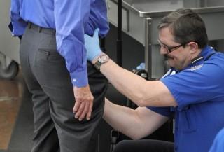 TSA Cops Pat Down Passengers Who Avoid Deadly Scanning