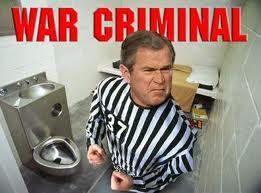 Bush War Criminal