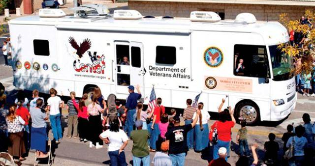 Providing Services To Combat Veterans With Vet Centers
