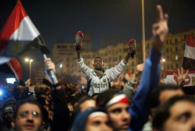 Cairo Egypt Revolution
