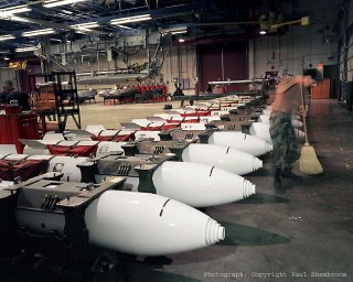 2,000 of these B-83 Nukes would do the same contamination Fuku has done already. There are more reactors set to blow up.