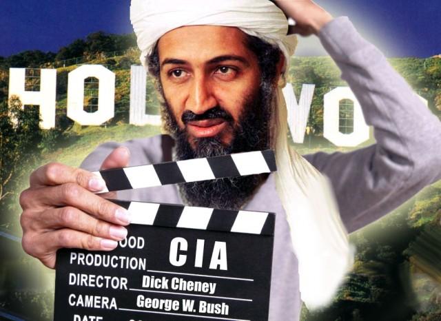 Osama Bin Laden Hollywood Action CIA