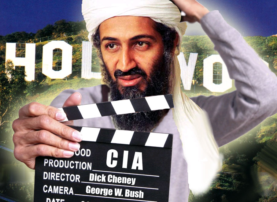 Osama Bin Laden Hollywood Action CIA