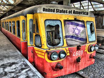 The U.S. Israeli Train Wreck