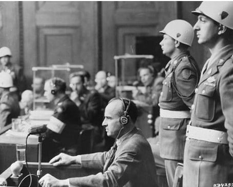 Nuremberg: The Crime That Will Not Die