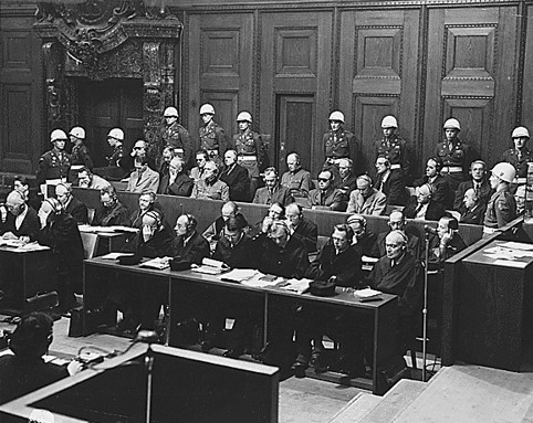 Nuremberg: The Crime That Will Not Die – Part II