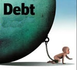 Generations unborn have been sold into Debt Slavery