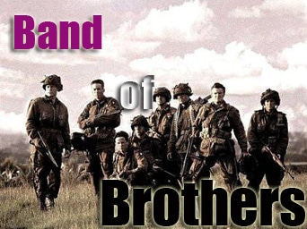 Band of Brothers #11 – Touching The Face of God