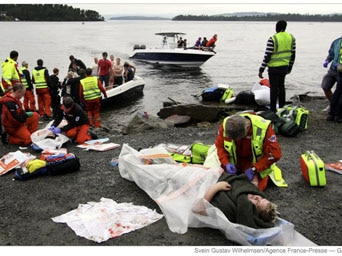 Carnage in Norway – Refreshing the Narrative