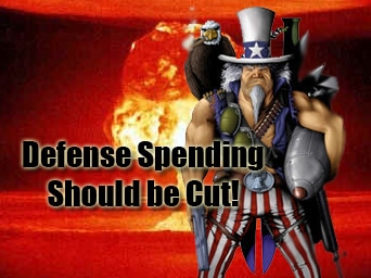 Defense Spending Will and Should be Cut but How Much?