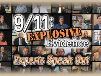 """AE911Truth DVD Release – """"9/11: Explosive Evidence – Experts Speak Out"""""""
