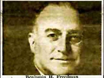 A Jewish Defector Warns America:  Benjamin Freedman Speaks on Zionism – Part III