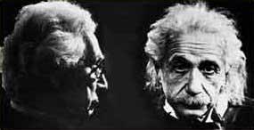 Russell and Einstein