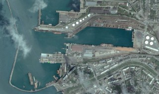 Poti, Georgia, Port for Support of Northern War on Iran