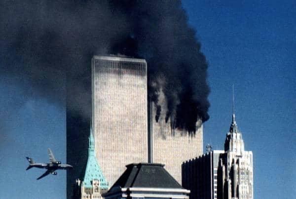 WTC hit