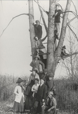 Who's Lurking in Your Family Tree?