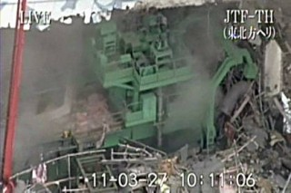 Fukushima Reactor No 4 blown apart Δευτέρα, Μαρτίου 28th, 2011 | Posted by choicetvteam