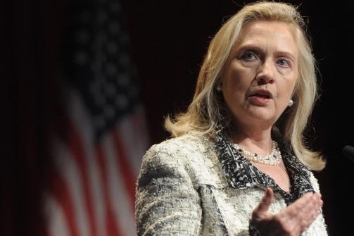 Hillary Hits the Mark ?