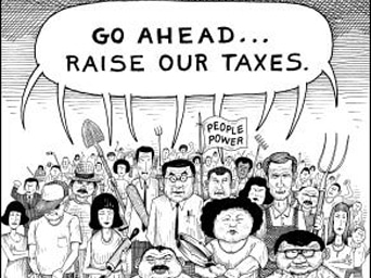 The Flat Tax Myth
