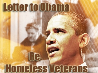 Obama Called on to Save America's Veterans