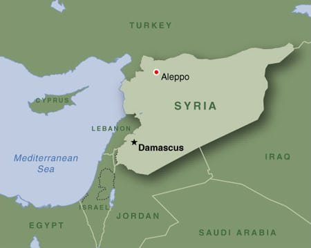 West Preparing For A Decisive Operation To Oust Bashar's Regime