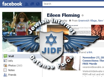 Facebook Causes and Connections: The Jewish Internet Defense Force ...