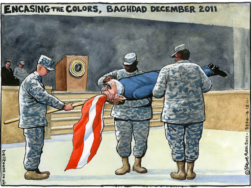 Http Www Guardian Co Uk Commentisfree Cartoon 2017 Dec 15 Iraq Us Military