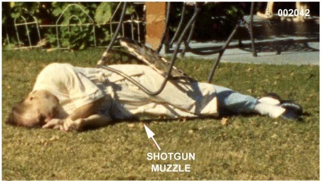 Doctored Photo In Marine Murder Probe (PART 3)