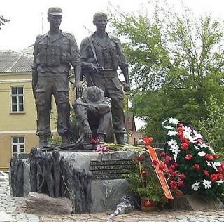Soviet Afghan Veterans Memorial