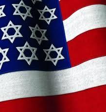 israeli infected US flag