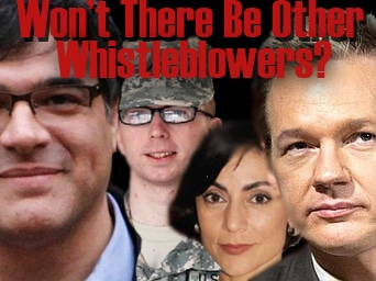Whistleblowers Prosecuted While War Criminals Remain Free?