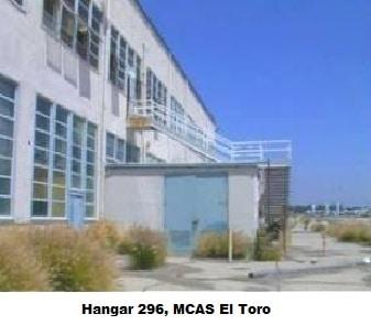 Navy Shutters and Seals El Toro Hangar