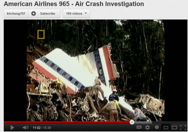 From Colombian Warhouse to Pentagon Lawn, American Airlines Wreckage from 1995 Saved for False Flag Attack