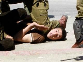 West Bank arrest