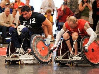 Paralympic Program Motivates Disabled Veterans Archives