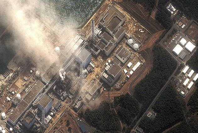 Fukushima's Melted Reactors 500 Days On