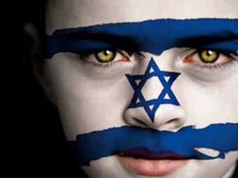 israeli-flag-face